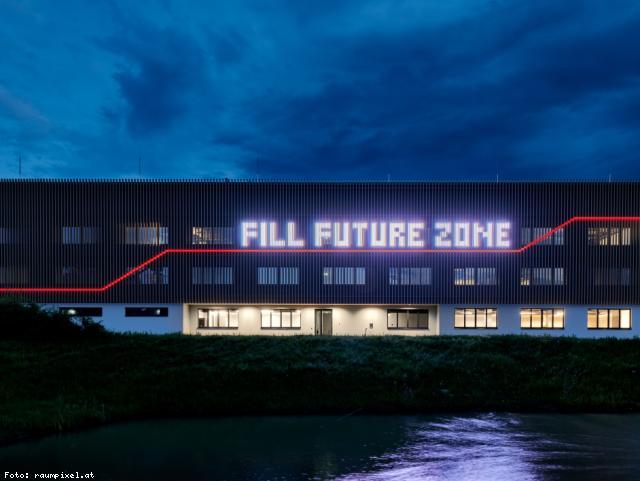 EBG Referenz-Projekt-Bild: Fill GmbH - Innovations- und Forschungszentrum P21