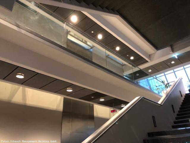 EBG Referenz-Projekt-Bild: Scheuch GmbH - Beleuchtungssanierung Bürogebäude