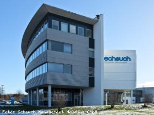 EBG Referenz Bild: Scheuch GmbH - Beleuchtungssanierung Bürogebäude