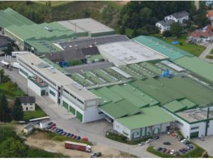 EBG Referenz Bild: EFKO Frischkost, Bauphase 1-3