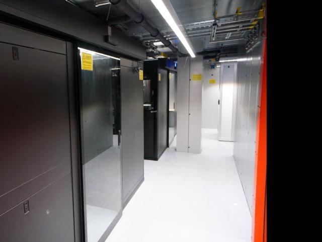 ELIN Referenz-Projekt-Bild: BIG Med Uni Serverraum