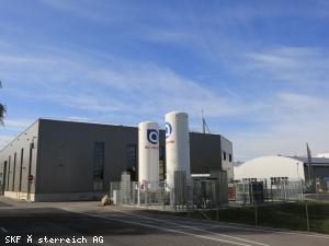 EBG Referenz Bild: Neubau Halle 5
