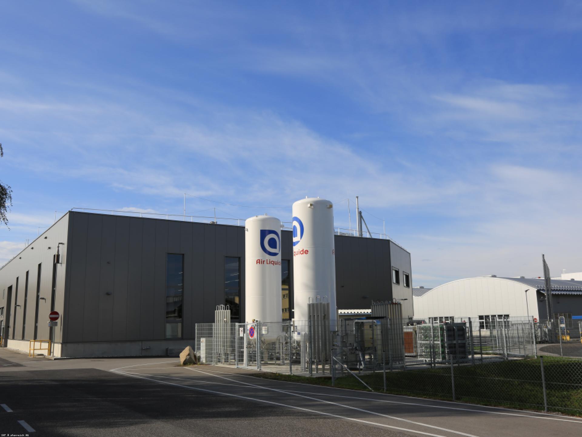 Mood-Image EBG Referenz: Neubau Halle 5