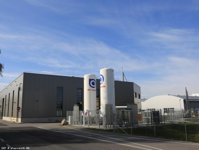 EBG Referenz-Projekt-Bild: Neubau Halle 5