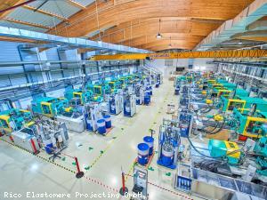 EBG Referenz Bild: RICO Büro- und Hallenzubau