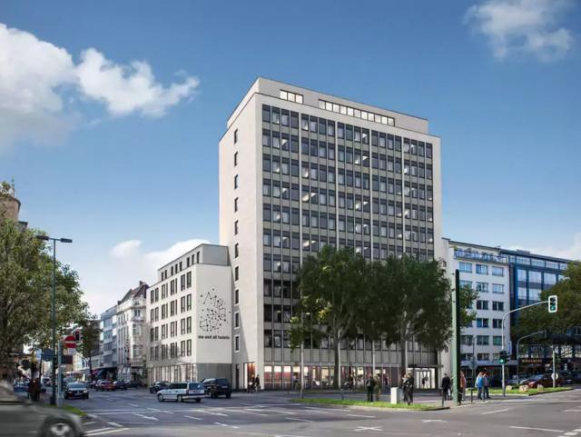 ELIN Referenz-Projekt-Bild: me and all hotel