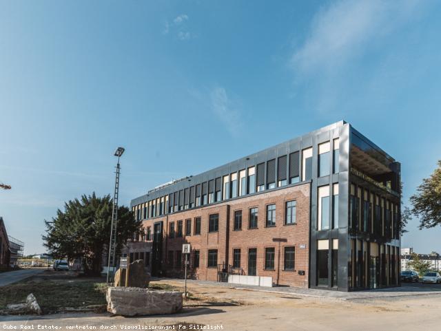 ELIN Referenz-Projekt-Bild: Cube Office Leverkusen 574