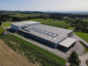 EBG Referenz Bild: BIOHORT - W2E - Werk 2 Herzogsdorf, Erweiterung BA 2