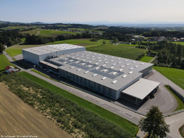 EBG Referenz-Projekt-Bild: BIOHORT - W2E - Werk 2 Herzogsdorf, Erweiterung BA 2