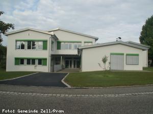 EBG Referenz Bild: Sanierung Volksschule Zell/Pram   Bauabschnitt V - 2020