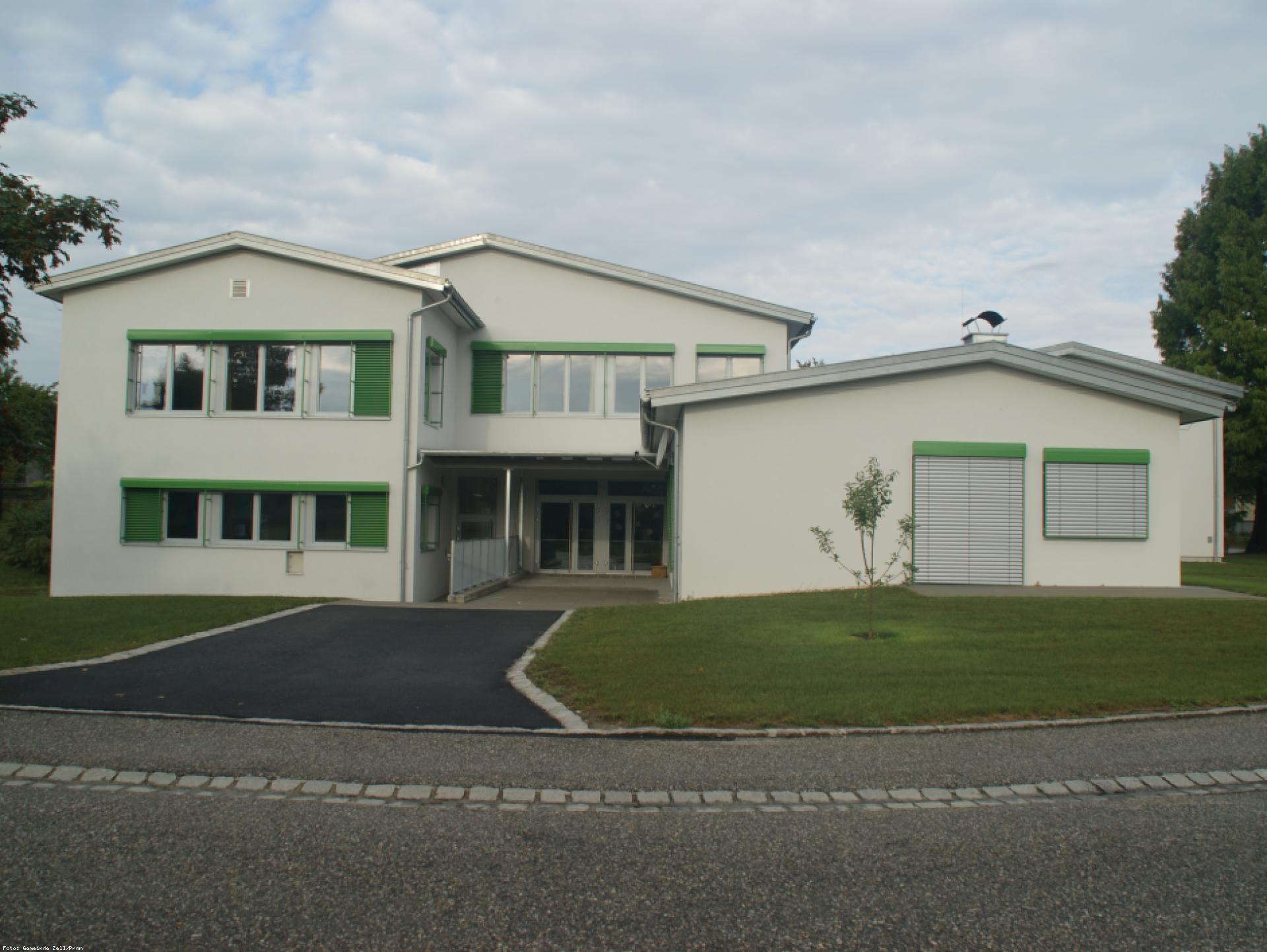 Mood-Image EBG Referenz: Sanierung Volksschule Zell/Pram   Bauabschnitt V - 2020