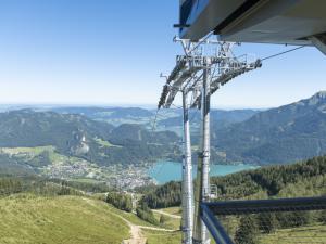 ELIN Referenz Bild: Zwölferhornbahn St. Gilgen
