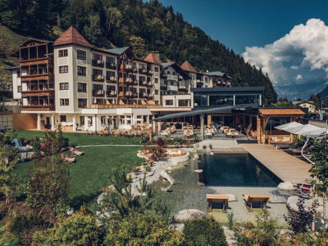 ELIN Referenz-Projekt-Bild: Umbau- und Erweiterungsbau Hotel Alpenblick