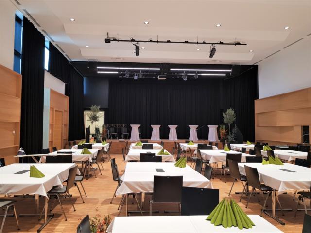 EBG Referenz-Projekt-Bild: Veranstaltungszentrum Gampern