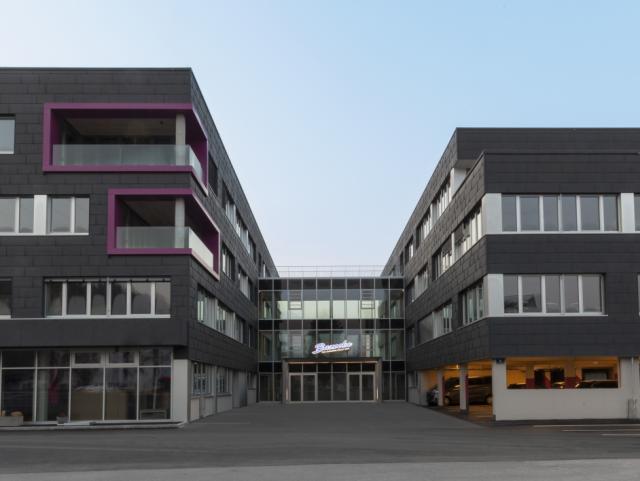 ELIN Referenz-Projekt-Bild: Grohmann Salzburg inkl. Mieteinheiten