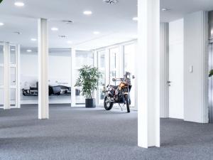 EBG Referenz Bild: KTM Technologies Anif