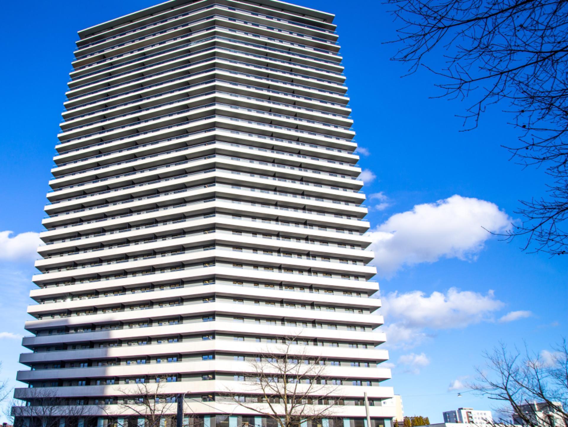 Mood-Image EBG Referenz: Bruckner Tower