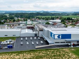 EBG Referenz Bild: Albert Knoblinger GmbH & Co. KG - Erweiterung Montagehalle